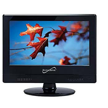 Supersonic SC-1311 13.3  Widescreen LED HDTV