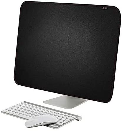 KuRoKo Dust Cover for Apple iMac 27-inch - Dust Cover PC Monitor Screen Monitor Protector Guard for iMac 27inch