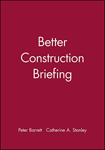 Better Construction Briefing