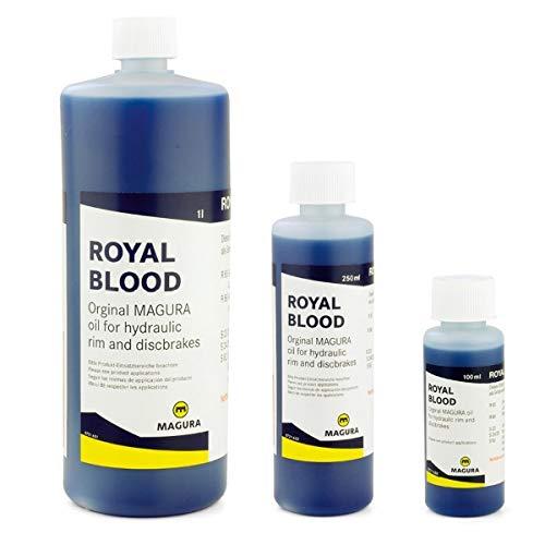 Magura Royal Blood Huile de frein hydraulique Bleu 1 l