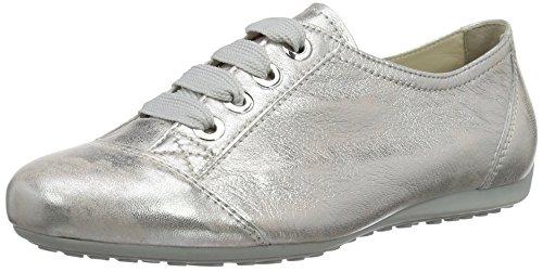 Semler Damen Nele Sneakers, Grau (Puder), 37.5 EU