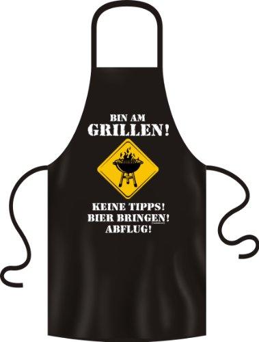 Rahmenlos No-Compromise ® barbecueschort schort schort bistroschort keukenschort kookschort ca. 70 x 100 cm