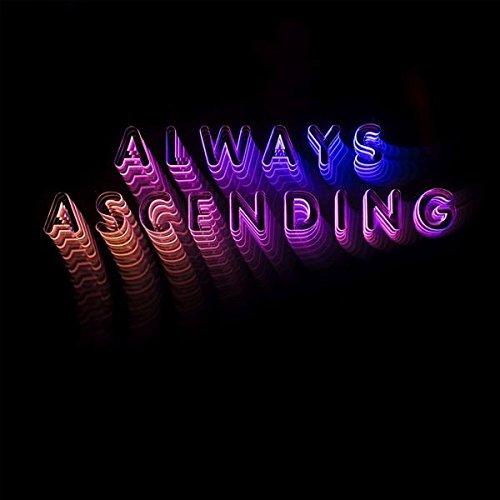 Franz Ferdinand – Always Ascending Deluxe Pink Vinyl