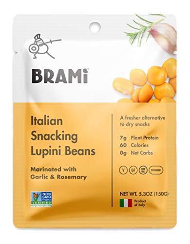 BRAMI BEANS Garlic & Herb Beans, 5.3 OZ