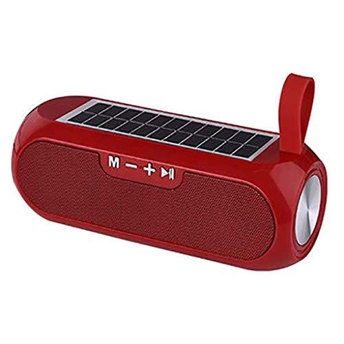 N/A Altavoz Bluetooth Altavoz inalámbrico portátil con Bluetooth for el teléfono -Loud Audio Altavoces Calls- Pequeño Impermeables a Prueba de Polvo y Viajes Música (Color : C)