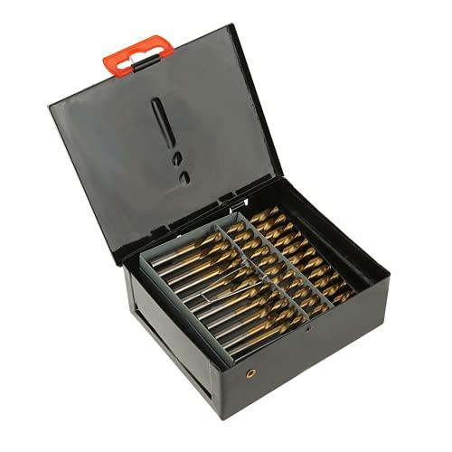 Ausla Taladro helicoidal, Brocas afiladas y retorcidas Broca helicoidal para taladradoras manuales eléctricas manuales o fresadoras