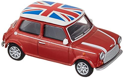Schuco 452016700 452016700 Mini Cooper Union Jack - Maqueta de Coche (Escala 1:64), Multicolor