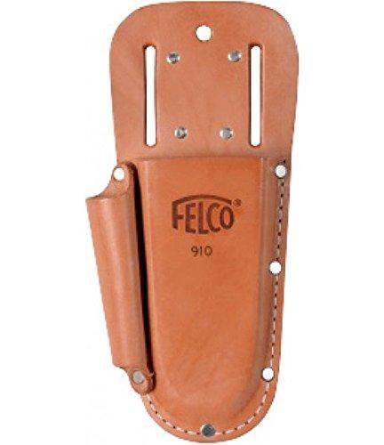 Felco 910 Lederträger mit Zusatztasche für Garten- und Astscheren