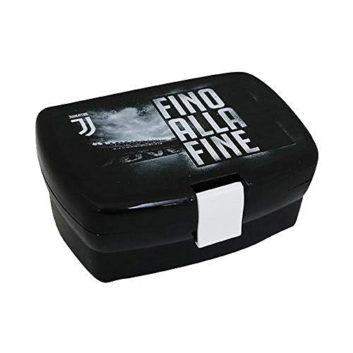 Contenitore Portamerenda Juventus'fino alla fine' lunch box