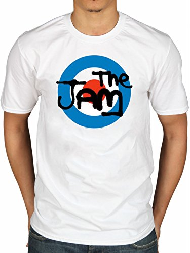 Rock Herren T-Shirt wei? wei? One size Gr. XXL, wei?