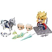 ねんどろいど Fate/Grand Order ランサー/アルトリア・ペンドラゴン&ドゥン・スタリオン