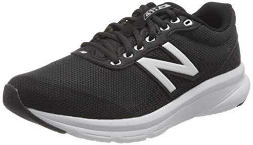 New Balance 411v2, Scarpe da Escursionismo Uomo, Black MLB2, 43 EU