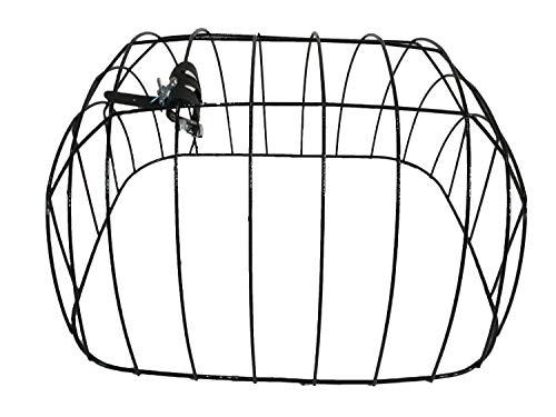LovinBirds  Gitter mit DREI Gurten für Hundefahrradkorb als Ersatzgitter vorne hinten