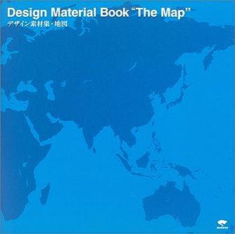 デザイン素材集・地図