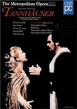 DVD Wagner - Tannhauser / Levine, Cassilly, Marton, The Metropolitan Opera Book