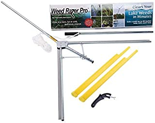 Jenlis Weed Razer Pro, Aquatic Weed Cutter for Lakes, Ponds & Beaches