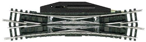 Trix 14960 - Doppelkreuzungsweiche R4, Minitrix