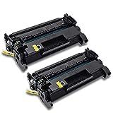 LBP212DW 215X MF421DW 426W 428X Cartuccia toner, compatibile per stampanti laser CANON CRG052, con chip, ad alta resa-2-set