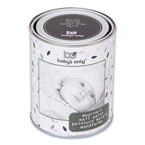 Baby's Only - Muurverf 1 liter marine