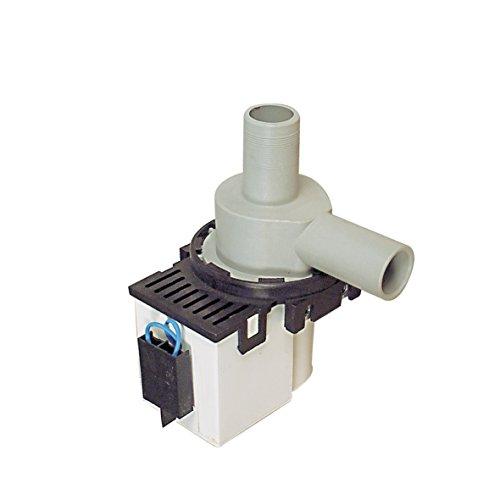 Pompa di scarico, pompa di scarico 33 W, per lavatrice come Miele 0958663