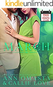 Man of the Month Club: MARCH: A Hot Shot of Romance Quickie featuring a Protective Police Officer