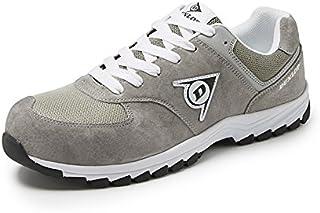 Dunlop DL0201017-40 Zapatos, Gris, 40