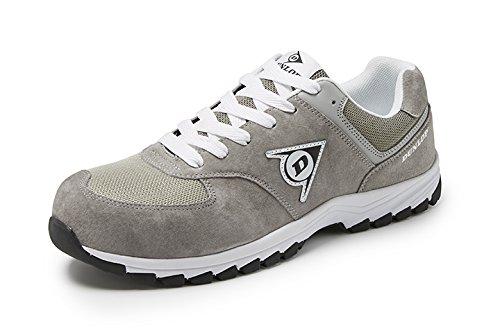 Dunlop arro06370 Flying Arrow Chaussures basses Baskets de sécurité S3, 37, gris
