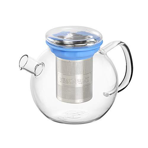 TEA SHOP - Tetera Cristal - All in One Teapot Blue 0.8L - Tetera