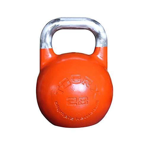 Toorx Kettlebell kg 28 olimpionico Evo in Acciaio