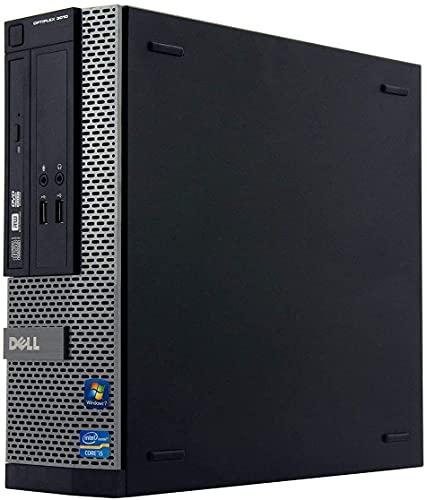 PC DESKTOP SFF DELL OPTIPLEX 3010, Window 10 pro Licenza COA, Processore i3-terza generazione, Memoria ram 8GB. SSD 120GB, HDMI, WIFI, DVD-R (Ricondiz