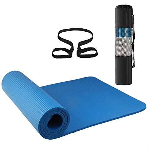 Yoga Mat Fitness Gym Sports Mats Pilates Exercise Pads Fitness Pilates Gymnastics Mat Gift Bag Carry Sling