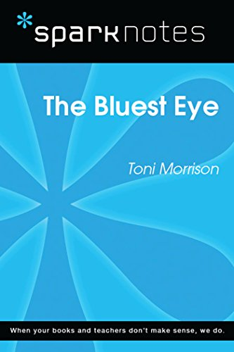 The Bluest Eye (SparkNotes Literature Guide) (SparkNotes Literature Guide Series) (English Edition)