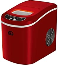 Igloo ICE102RNB Portable Countertop Ice Maker (Red) by Igloo