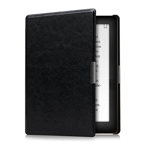 kwmobile Cover Compatibile con Kobo Aura Edition 1 - Custodia a Libro per eReader - Copertina Protettiva Flip Case - Protezione per e-Book Reader