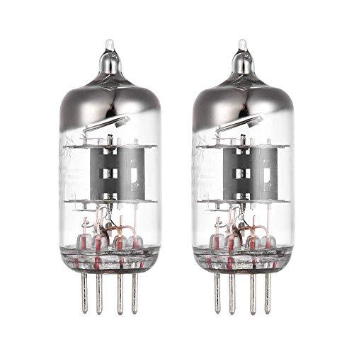 DollaTek 2Pcs 5654 6J1 Preamplificador de Tubo de vacío de electrones de...