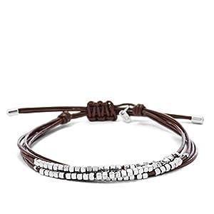 Fossil Damen Armband Dainty Rondel Slider JA6379040