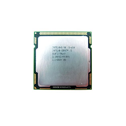 Prozessor CPU Intel Core i5 – 650 Dual Core 3.2 GHz Socket LGA1156 SLBTJ PC