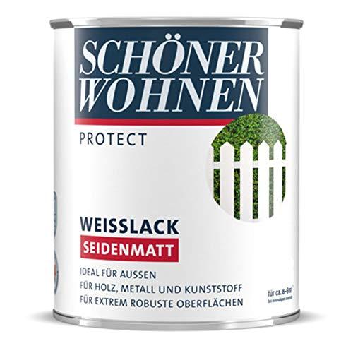 Schöner Wohnen ProfiDur Weißlack seidenmatt 375 ml