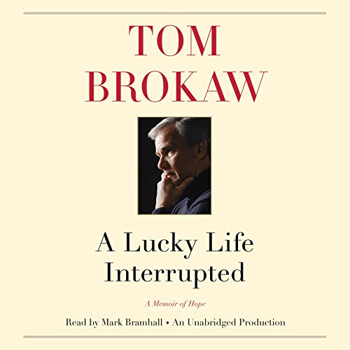 A Lucky Life Interrupted audiobook cover art