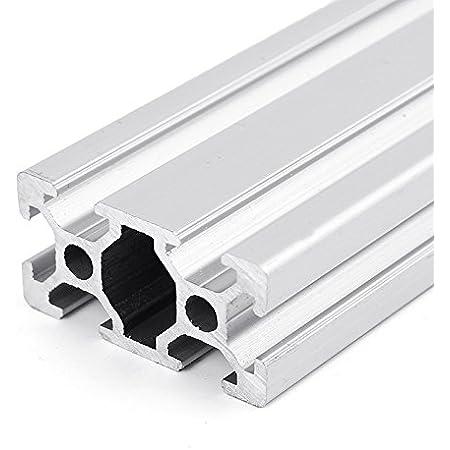 RatRig Black Aluminum Extrusion 20x20mm 1000mm