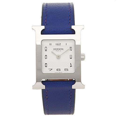 [エルメス]腕時計 レディース HERMES W038915WW00 HH1.210.131/WW7T Hウォッチ ブルー シルバー [並行輸入品]