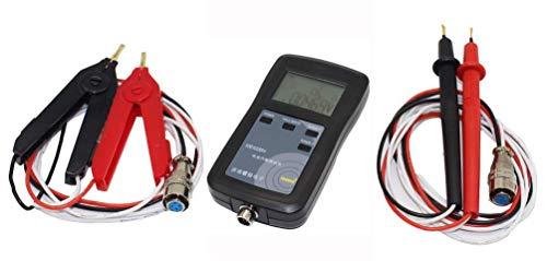 LIPENLI 4 LÍNEA YR1035 Batería de litio de alta precisión de alta precisión Instrumento de prueba de resistencia interna NI MH NI Botón CD Botter Battery Tester (Set E)
