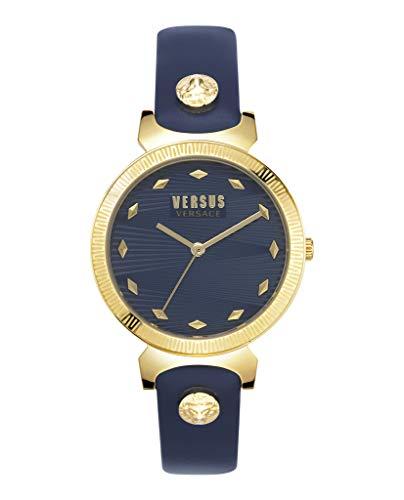 Versus by Versace Marion VSPEO0219 - Reloj de pulsera para mujer (piel)