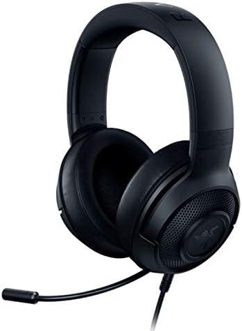 Razer Kraken X Lite Ultralight Gaming Headset 7 1 Surround Sound Lightweight Aluminum Frame product image