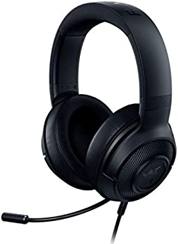 Razer Kraken X Ultralight 7.1 Surround Sound Capable Gaming Headset