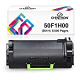 CHENPHON Compatible Lexmark 50F1H00 501H 501 Toner Cartridge, High Yield 5,000 Pages Replacement for Lexmark MS310d MS310dn MS312dn MS315dn MS410d MS410dn MS415dn MS510dn MS610dn Printer, Black 1-Pack