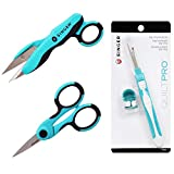 SINGER Bundle - Detail Scissors, Thread Snips, Seam Ripper (Teal)