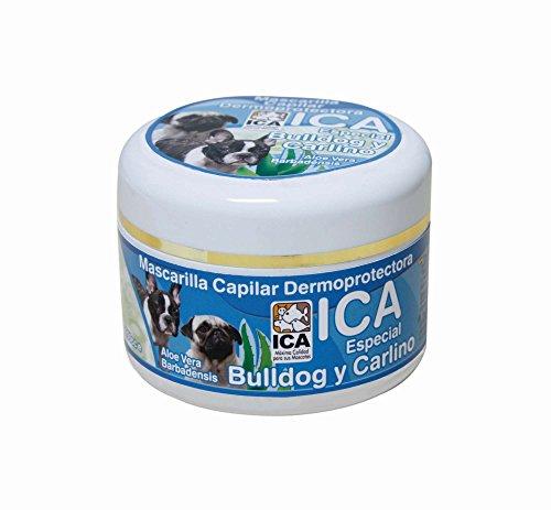 ICA MCBYC Mascarilla Capilar y Revitalizante para Bulldog y Carlino