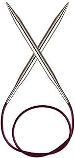 KnitPro Nova Aiguilles à tricoter circulaires fixes 120 cm x 6,5 mm