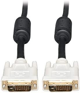 Tripp Lite P560-015 15' DVI Dual Link TMDS Cable (DVI-D M/M), 15 ft. Portable Consumer Electronics Home Gadget
